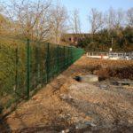 Pose de clôture Voirie